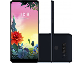 "Smartphone LG Q6 Dual Chip Android 7.0 Tela 5.5"" Full Hd+ Octacore 32GB 4G Câmera 13MP - Preto"
