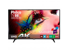 "Smart Tv Led 55"" Philco"