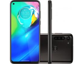"""Smartphone Motorola Moto G8 Power Preto Titanium 64GB, Tela de 6.4"""" FHD+, Câmera Traseira Quádrupla, Android 10 e Processador Qualcomm Octa-Core"""