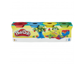 Kit 4 Mini Potes De Massinha Play-Doh - Hasbro 23241