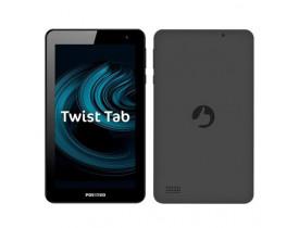 "TABLET POSITIVO TWIST TAB T770C, CINZA, TELA 7"", WI-FI, ANDROID OREO, 2MP E 32 GB."