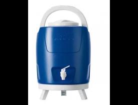 Botijão Térmico 9 Litros Azul Royal - Invicta