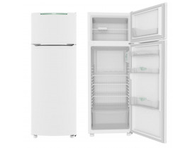 Refrigerador Consul CRD37EB com Prateleiras Removíveis e Reguláveis Branco - 334L