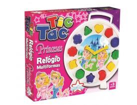 Princesas Relógio Tic Tac - Big Star