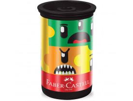 Apontador Monster Puzzle Com Deposito - Faber Castell