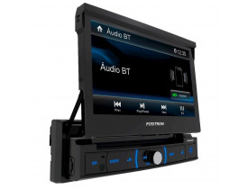 "DVD Player Automotivo Positron SP6330BT, LCD 7"", Touch Screen, Bluetooth, USB, com Controle Remoto"