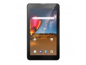 """Tablet Multilaser M7 Plus NB304 Preto com 16GB, Tela 7"""", Dual Chip, 3G, Wi-Fi, Dual Câmera, Android 8.1 e Processador Quad Core"""