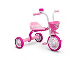 Triciclo Infantil Nathor You 3 Girl Rosa
