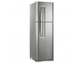 Refrigerador Electrolux DF44S com Prateleira Reversível Platinum – 402L