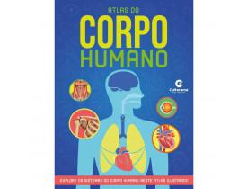 Livro Atlas Corpo Humano 32pgs