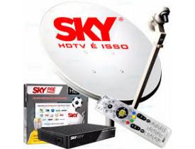 Kit Venda Pre Pago Sky Flex Sh01