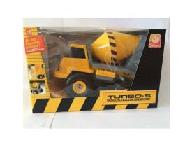 Caminhao Betoneira De Brinquedo Turbo-S Silmar