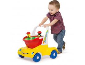 Carrinho Bebê Passeio Didático - Merco Toys