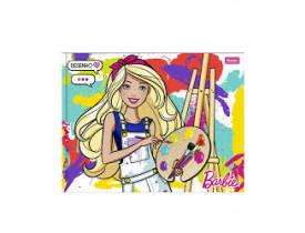 Caderno De Desenho Barbie 40 Folhas Foroni