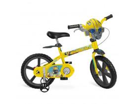 Bicicleta Infantil Aro 14 Transformers - Bandeirante
