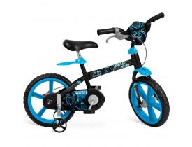 Bicicleta Pantera Negra Aro 14 - Bandeirante