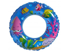 Boia Redonda  60cm Splash Fun- Azul