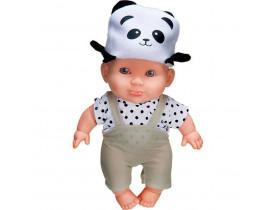Boneco BeeToys Bee Baby Bichinhos - Panda
