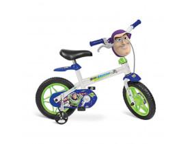 Bicicleta Aro 14 Buzz Lightyear Bandeirante