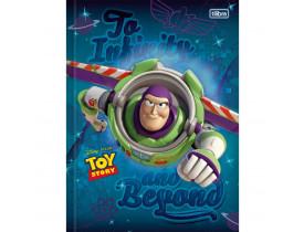 Caderno Tilibra Brochurão 96 folhas Toy Stoy Ref 01