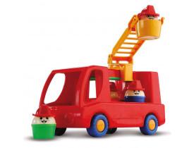 Brinquedo Educativo Fire Department Bombeiro