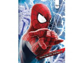 Caderno Brochurinha Capa Dura Spider-Man Top 96 Folhas Tilibra Pct.C/05