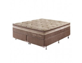 Cama Box King Hellen California Dreams