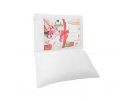 Travesseiro Fibrasca Toque  De Rosa Fibra Plumatex  Lavável