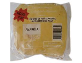 Argila Escolar Amarela  C/1kilo