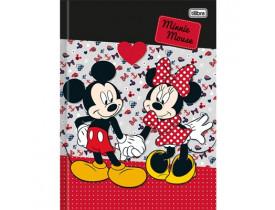Caderno Brochura 1/4 Minnie 96 Folhas - Tilibra