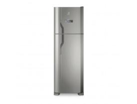 Geladeirarefrigerador Electrolux Frost Free Inox 2 Portas 371 Litros Dfx41