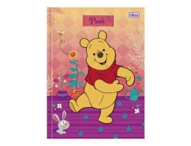 Caderno Tilibria Brochura 1/4 Pooh Ref 01