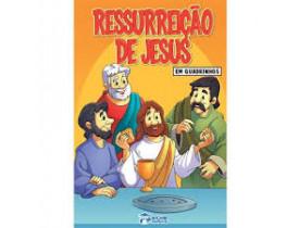 Revista Em Quadrinhos Ressurreiã§Ã£O De Jesus