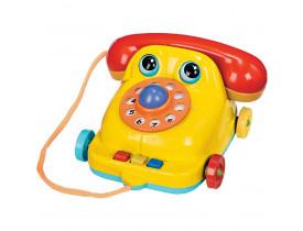 Brinquedo Educativo Maxphone Cofrinho Merco Toys Unidade