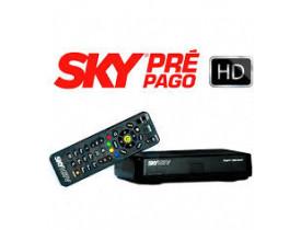 Receptor Sky Pre Pago