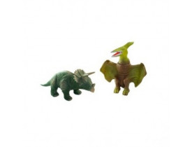 Funny Dino Triceratops Bee Toys