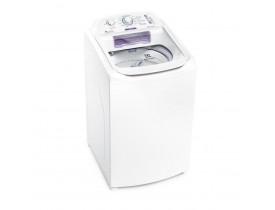 Lavadora de Roupas 10,5kg Electrolux Branca Turbo Economia, Jet&Clean e Filtro Fiapos (LAC11)