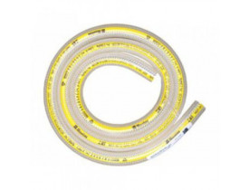 Mangueira Gas Plastica 1,25m Sunflex