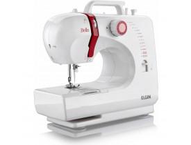 Maquina De Costura Elgin Bella - Bivolt - Portatil