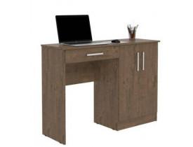 Mesa Para Computador Com 2 Portas 1 Gaveta Space Patrimar