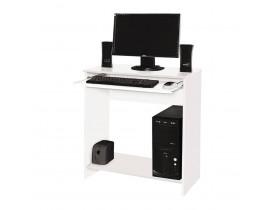 Mesa De Computador China Branco - Móveis Primus