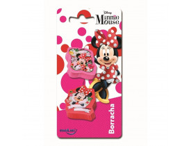 Borracha 2 Unidades Minnie 22362 Molin
