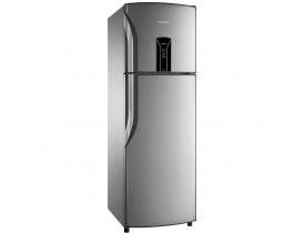 Geladeira/Refrigerador Panasonic Frost Free 2 Portas NR-BT40B 387 Litros Aço Escovado