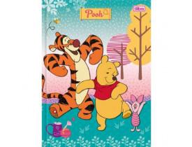 Caderno Brochura Pooh 96 Folhas  Tilibra