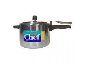 Panela De Pressão 7 Litros Bon Chef Vieggio