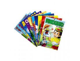Revista Em Quadrinhos Rideel Classicos - Unidade