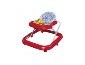 Andador para Bebê Tutti Baby Toy  Vermelho